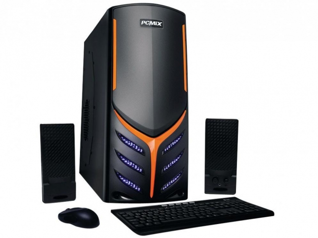 Leilão Computador PC Mix Gamer L3900 com Intel