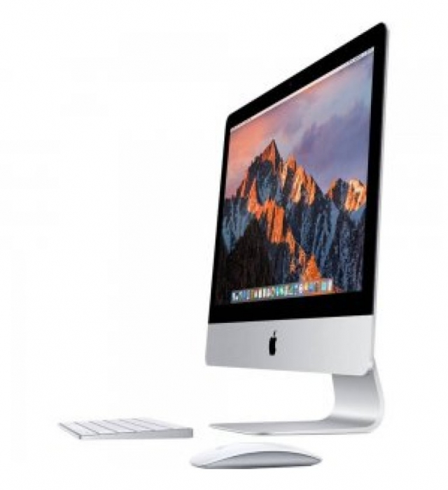 Leilão iMac Intel Core i5 8GB RAM HD 1TB Prata Apple